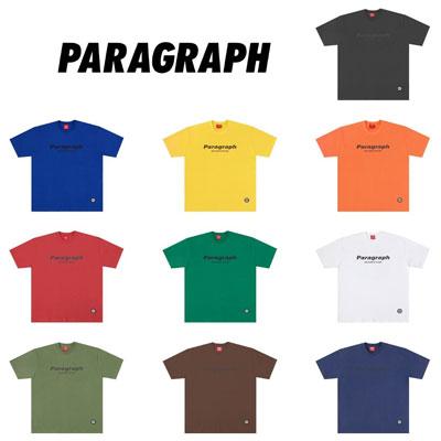 [PARAGRAPH] オリジナルレインボースコッチTシャツ/半袖 (10color)