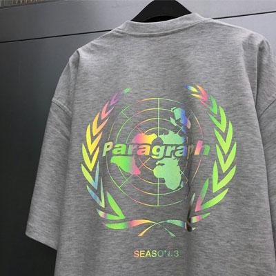 [Paragraph] 月桂樹スコッチtシャツ/半袖 (5color)