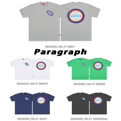 [Paragraph] レインボーフォームtシャツ/半袖 (5color)