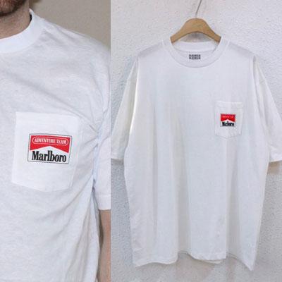 [UNISEX] ポケットタバコTシャツ