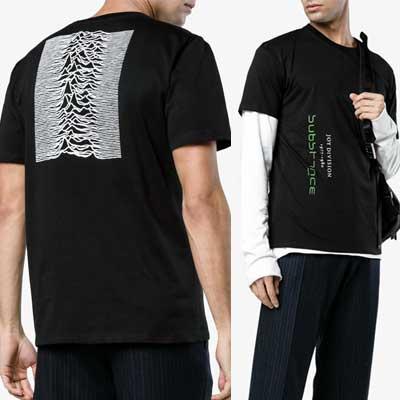 [UNISEX] ジョイ・ディヴィジョンウェーブTシャツ/半袖