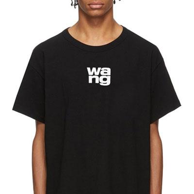 [UNISEX] パフロゴTシャツ/半袖 (2color 2size)