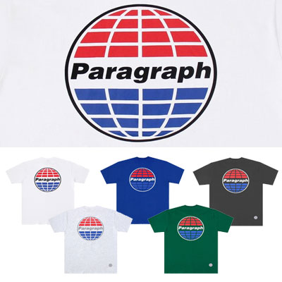 [Paragraph] ニューペプシtシャツ/半袖 (5color)
