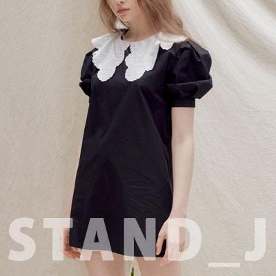 [STAND_J] ビッグカラーワン - ピース(2color)