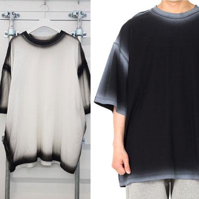 [UNISEX] サイドステッチラインTシャツ/半袖 (2color)