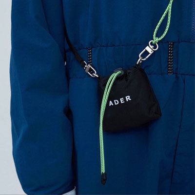 [UNISEX] ミニバケットバッグ