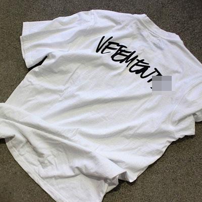 [UNISEX] ニューロゴレタリングTシャツ/半袖 (3color)
