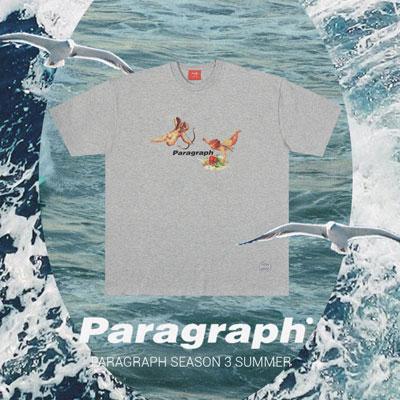 [Paragarph] エンジェルウィングスtシャツ/半袖 (4color)