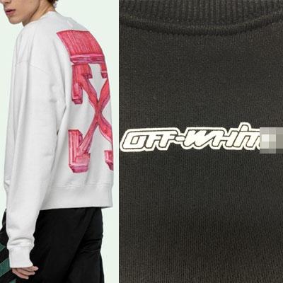 [UNISEX] マーカーアロースウェットシャツ (2color)