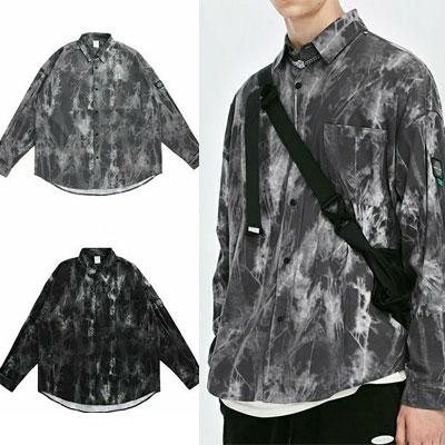 [UNISEX] タイダイシャツ (2color)