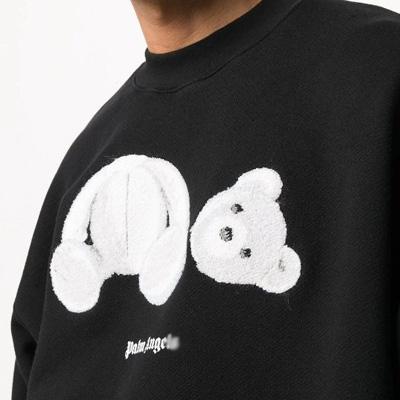 [UNISEX] アイスベアーヘッドスウェットシャツ