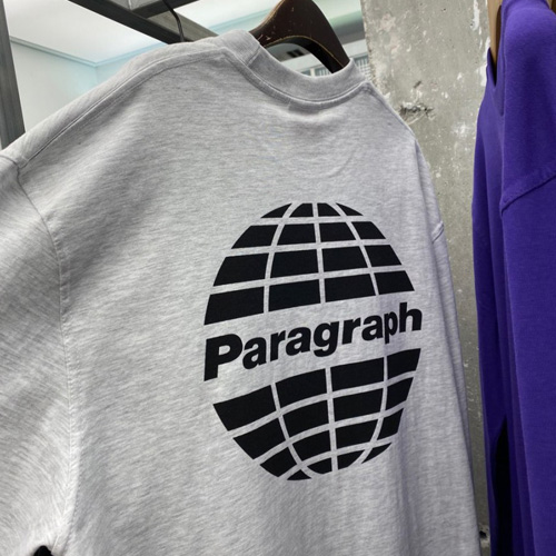 [Paragraph] クラシックロングスリーブtシャツ/長袖 (10color)