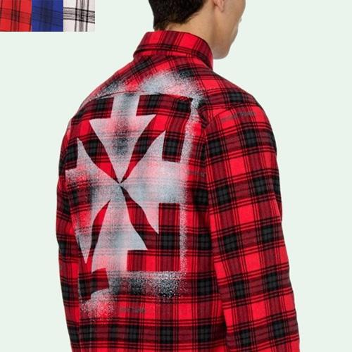 [UNISEX] アローフランネルシャツ (3color)