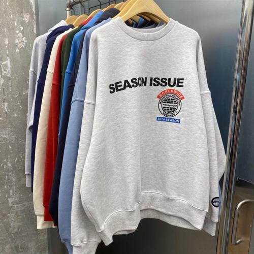 [Paragraph] シーズンイッシュスウェットシャツ (5color)